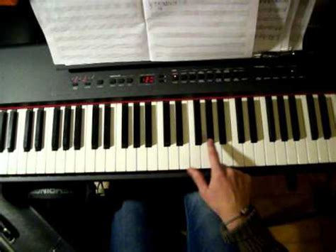 tutorial piano final countdown rocky iv the eye of the tiger piano tutorial doovi