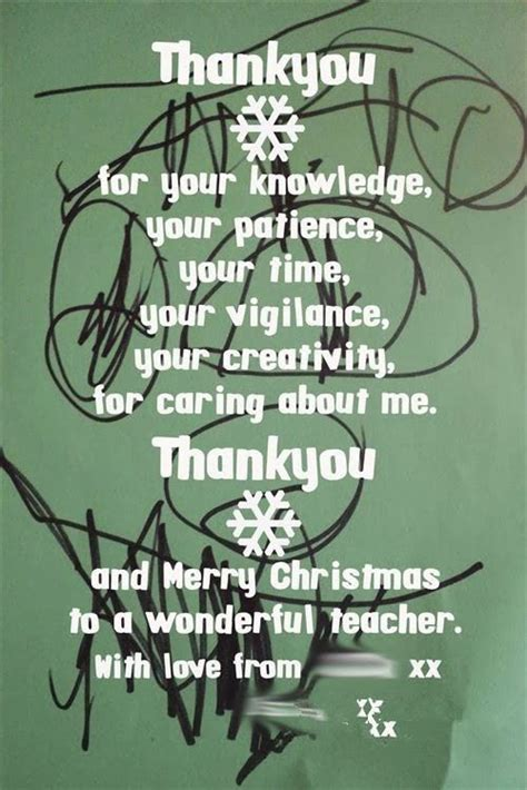 christmas   teacher quotes quotesgram