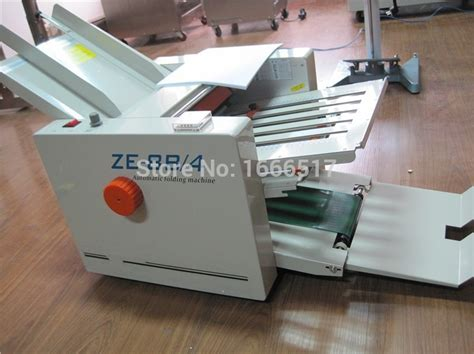 Paper Folding Service - brand new automatic paper folding machine paper folder