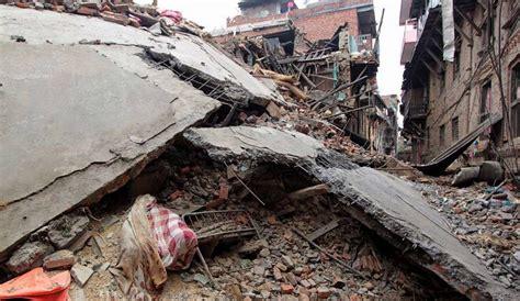 gempa bumi nepal