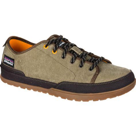 patagonia footwear activist canvas shoe s