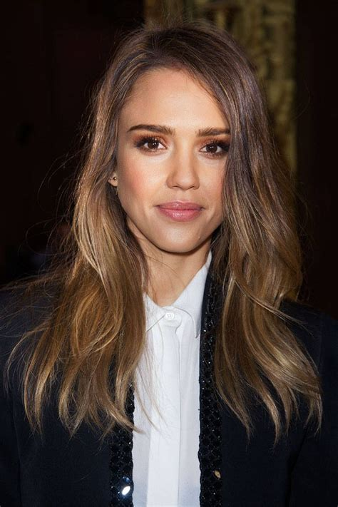 the 25 best ideas about jessica alba hair on pinterest