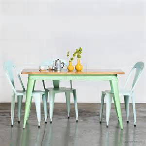 Green Kitchen Table 40 Beautiful Pieces Of Mint Green Home Decor
