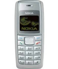 Mobile Phone Price Nokia 1110 Mobile Phone Price In India Specifications