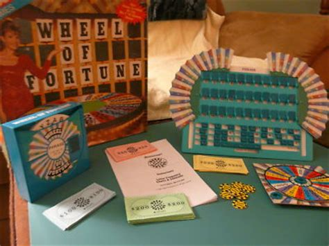 Wheel Of Fortune In The Kitchen Answers by Thingamabobs24 7 1992 Tyco Wheel Of Fortune