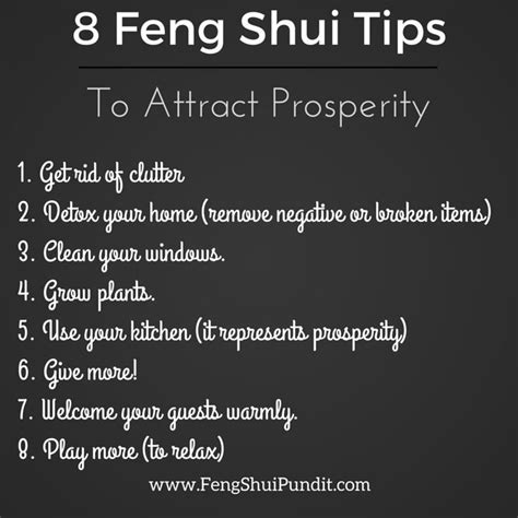Feng Shui Tips To Invite Prosperity Into Your Home by V Vastu A Collection Of Ideas To Try About Education
