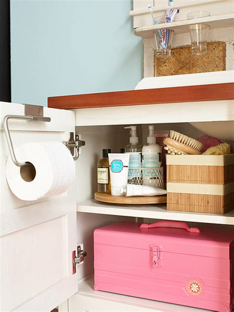 How To Organize Your Bathroom Vanity by Bhg Style Spotters