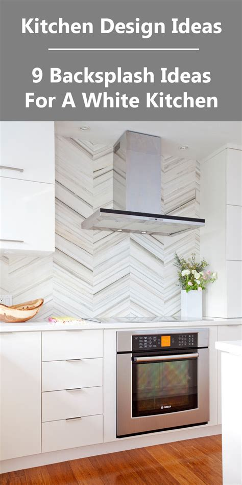 kitchen backsplash material options kitchen design ideas 9 backsplash ideas for a white