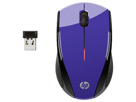 Mouse Hp X3000 hp x3000 purple wireless mouse hp 174 official store