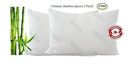 best sheets to stay cool ultimate bamboo pillow stay cool pillow poly fiber