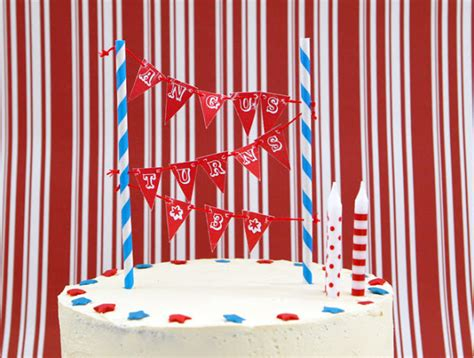 free printable cake bunting letters the tomkat studio diy party projects mini cake bunting