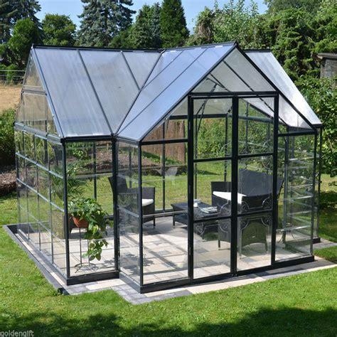 large  outdoor greenhouse frame kit diy hobby garden
