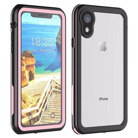 for iphone xr waterproof water shock dirt snow proof protection for iphone xr 6 1