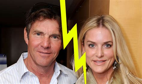 dennis quaid and his brother dennis quaid s wife kimberly files for divorce a second