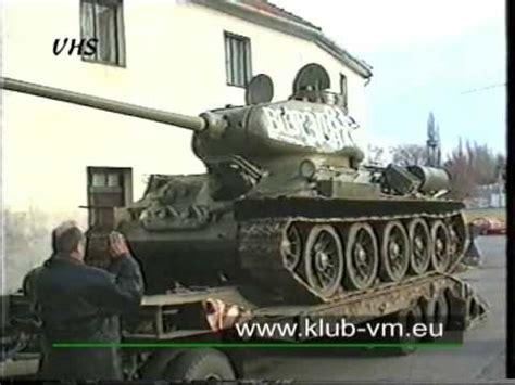 ghita nørby top gun vyprošťov 225 n 237 tanku t 34 pomoc 237 vyprošťovac 237 ho tanku vt 34