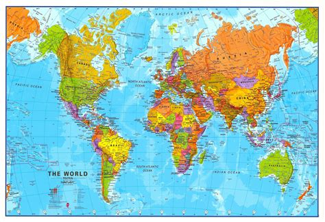worlds map world maps international 1 20 million supermap mapworld