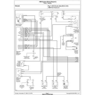 95 taurus wiring diagram get free image about wiring diagram