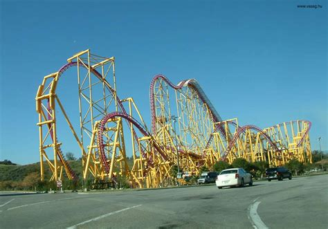 six flags magic mountain why we love l a skyscrapercity