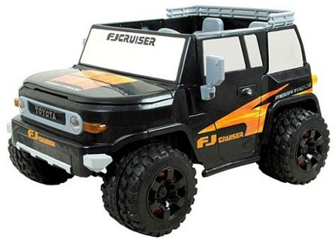 Toyota Power Wheels Modify And Hack The Crap Out Of Your Kid S Power Wheels Or