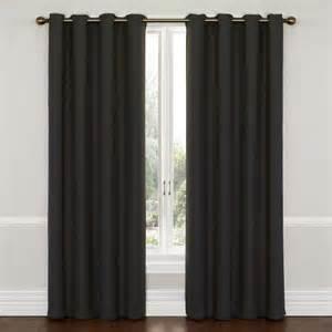 walmart drapes blackout eclipse wyndham grommet energy efficient blackout curtain