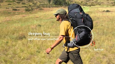 how to your to and outside how to pack a backpack rei experts rei