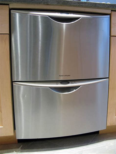 Two Drawer Dishwasher Bosch by Pros And Cons Of The Fisher Paykel Dish Drawers
