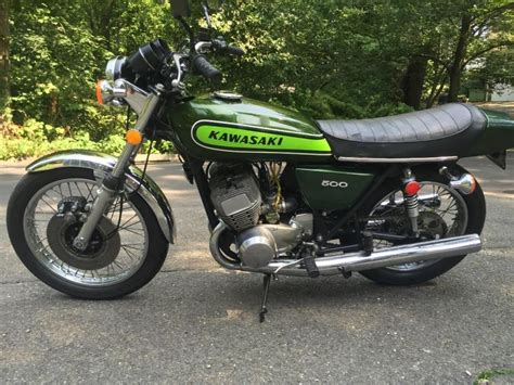 Kawasaki 500 For Sale by Kawasaki Mach Iii H1 500 Motorcycles For Sale