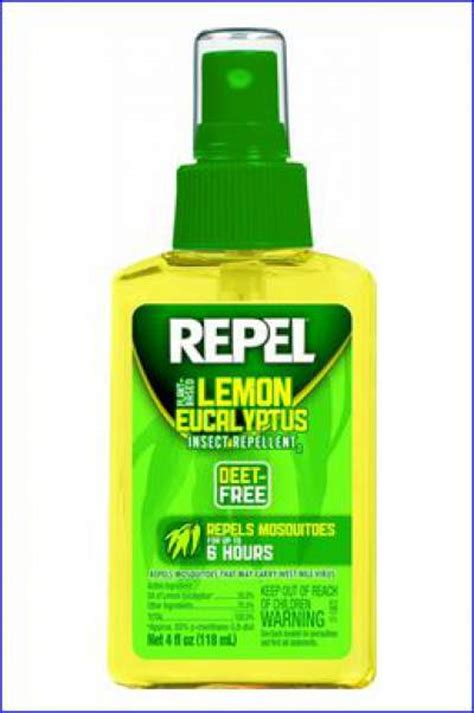 best natural mosquito repellent spray no chemicals
