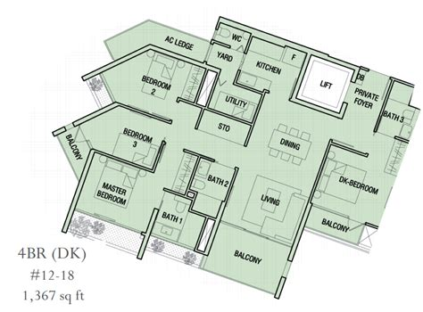 100 waterfront key floor plan two pricey bed stuy the crest condo price list floor plan just updated