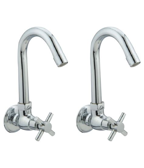 bathroom taps online india buy snowbell brass bathroom tap bib cock online at low