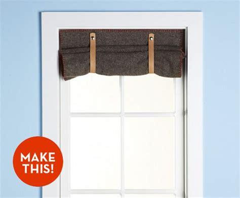 easy window coverings make it a simple wool blanket window shade caves wool