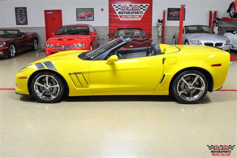 2011 corvette convertible 2011 chevrolet corvette grand sport convertible 4948