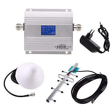 new lcd gsm 900mhz cell phone signal booster lifier antenna kit 2314411 2017 51 24