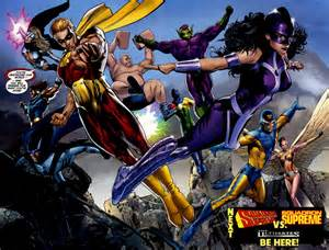 squadron supreme does anyone care about this team squadron supreme