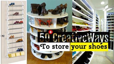 shoe storage ideas 50 creative shoe storage ideas
