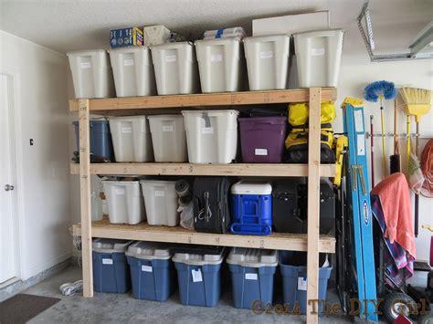 diy shelves garage diy shelves for garage storage the diy