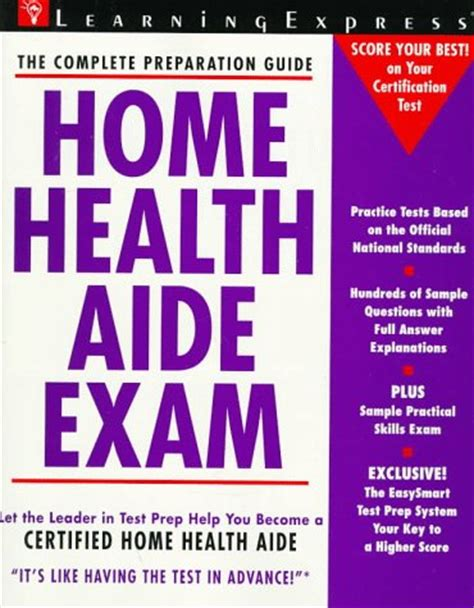 home health aide requirements career center