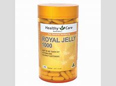 Buy Healthy Care Royal Jelly 1000 365 Capsules Online at ... Royal Jelly Kapseln