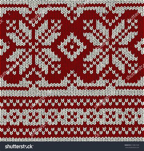 norwegian pattern vector norwegian pattern christmas vector 313861928