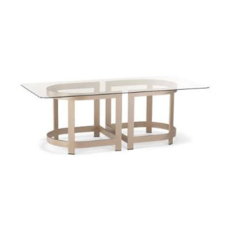 mercer rectangular dining table by porta forma frontgate