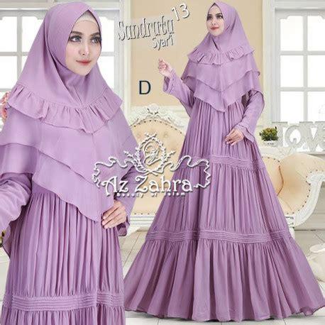 Sandrata Vol 3 Dress Gamis Original Az Zahra gamis casual by assana evolve pusat busana gaun pesta muslim modern