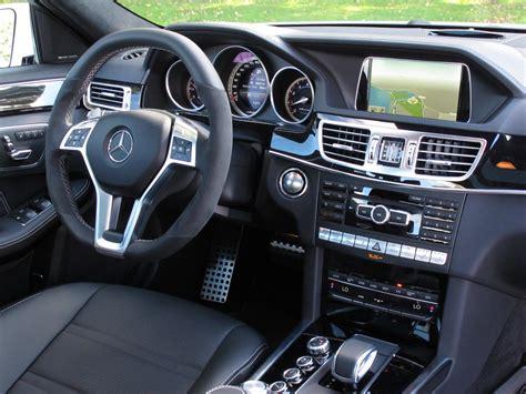 2014 mercedes e63 amg auto design tech