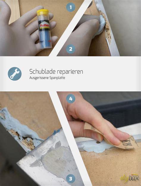 schublade reparieren schublade reparieren ausgerissene spanplatte diybook de