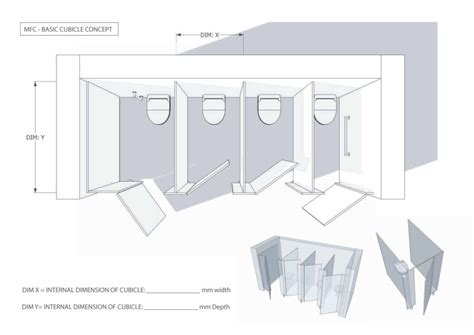 toilet cubicle layout toilet cubicle dimensions toilet cubicle systems supplied