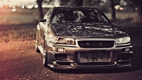 nissan gtr skyline wallpaper nissan skyline gtr r34 wallpapers wallpaper cave
