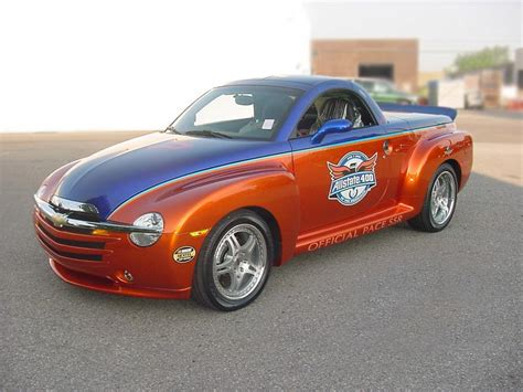 blue book value used cars 2005 chevrolet ssr seat position control 2005 chevrolet ssr brickyard 400 pace car75171