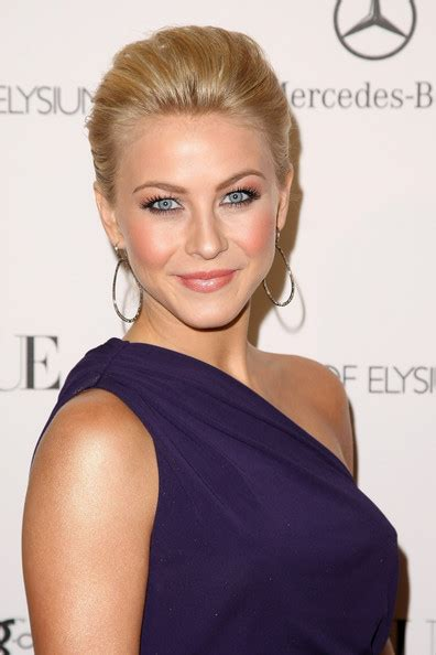Hough Mba by Julianne Hough 4th Annual Heaven Charity Gala Fabrice