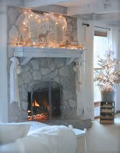 25 best ideas about painted fireplace on