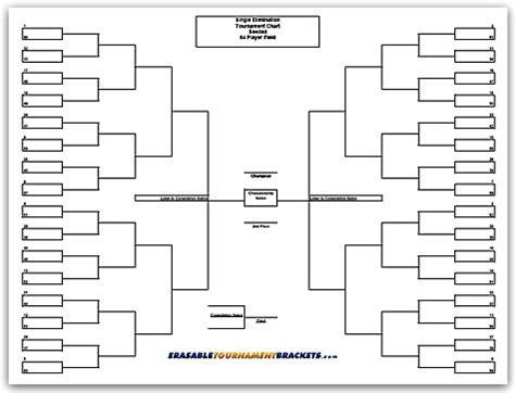32 team tournament bracket wide version outstanding 32 team bracket template motif resume ideas