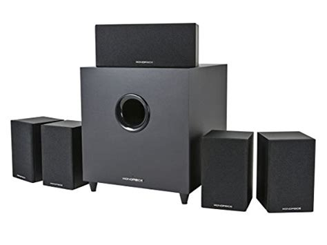 home theater system subwoofer wireless premium 5 1 channel